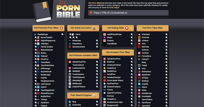 Pornbible